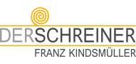 Logo vom Schreinermeister Franz Kindsmüller in Koppenwall / Pfeffenhausen